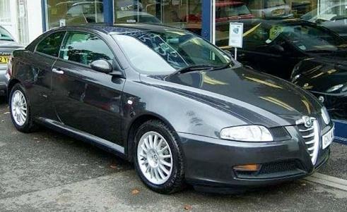 Alfa GT 1.9Jtd