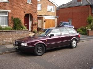 Audi 80E Avant