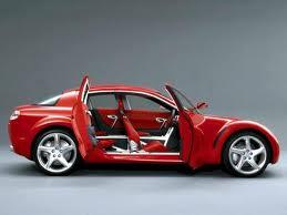 Mazda RX-8 Doors