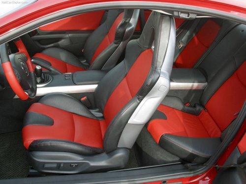 Mazda RX-8 2003 Interior