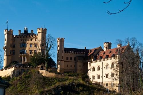 Hoehnschwangau Castle