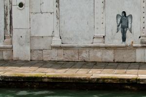 An Angel in Venice